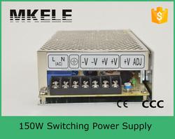 S-150-30 30v 5a power supply led power supply 5a 30v 150w 30v dc regulated power supply with voltage regulator
