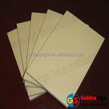 wpc foam board manufacturer in shanghai goldensign