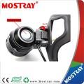 Recargable xml t6 lámpara de la lámpara de cabeza para la caza/faro linterna