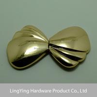 Golden fashion buckle latch,breakaway buckle for belt in gold color