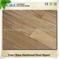 Unfinished Acacia Hardwood Flooring