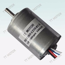 10000rpm 42mm brushless wheel motor