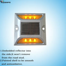 CE Approved Solar Road Studs Super Brightness Factory