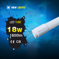 High CRI t8 new japenese,red tube t8,2013 hottest led light tube