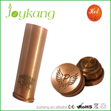 wholesale good quality e-cigarette clone mechanical mod mech pegasus copper