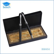 Luxury Wholesale gift box wedding favors pens pen sets gift
