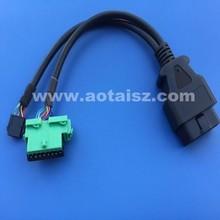 Wholesale custom OBD II Splitter Extension Y J1962 cable