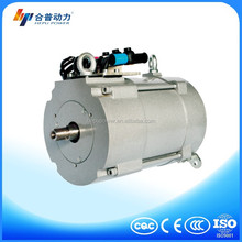 3KW 48V low rpm high torque ac motor for electric golf car