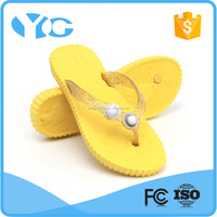 Fashionable jelly upper eva girls sexy shoes slippers beach shoes eva shoes