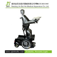 Disabled Standing electric Aluminium Walking Wheel Chair