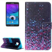 PayPal Accepted PU Wallet Case For Samsung Galaxy Note 5 with Factory Price