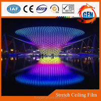 interior recyclable lighting decorate stretch ceiling