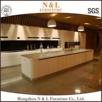 fancy german high gloss white kitchen cabinet,water resistant kitchen cabinet pvc kitchen cabinets