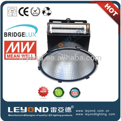 IP65 Indoor&Outdoor using LED High bay light! High lumen bridgelux LED chips Meanwell driver, 70w 100w 150w 200w