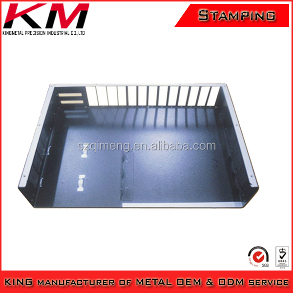 metal stamping punching computer cases parts