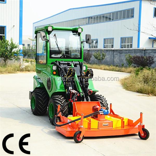 Haute efficacit mini motoculteur tondeuse moteur diesel - Mini tondeuse gazon ...