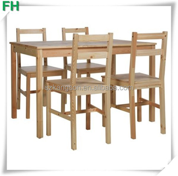 morden design restaurant dining table and chair set for sale