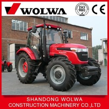 china factory supply 88.2 kw 4wd mini tractor for agriculture