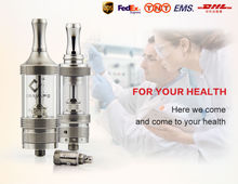 No microscopic chips stable structure ceramic dual coil atomizer most healthy atomizer CVTANK MINI wholesale