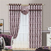 Newest blackout luxury curtains for manufactured home