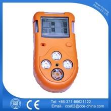 portable safety CO gas auto carbon monoxide alarm detector multi gas detector with micro clip
