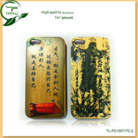 For iphone 5 bamboo case,lowest price,wholesale cheap wood case for iphone5,richly patterned