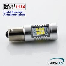 Best Choice 21 SMD 2835 car bulb 1156 12V 24V led bulb p21w ba15s