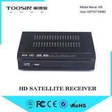2015 New Mini HD satellite decoder /Mini hd receiver dvb-s2