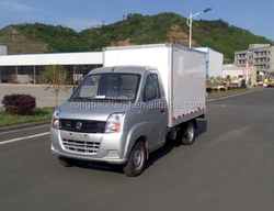 Dongfeng 1T minitype pure electrical transport vehicle