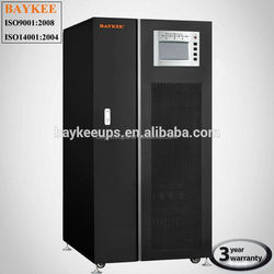 Best selling products 2014 single phase low frequency 100KVA 100kva online ups , ups 2kv