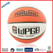 Laminated 1.6 Mm PU official size of basketball