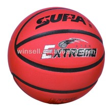 2014 nice looking pvc glossy basketball