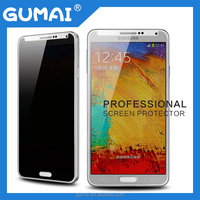 Clear Anti-Glare Oleophobic 2.5D 9H Mobile Phone LCD Display tempered glass screen protector for Samsung Note3