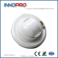 Curtain pir sensor alarm system paradox for Home (Innopro ED651)