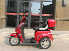 Newly design disabled 3 wheel electric scooter ,electric tricycle