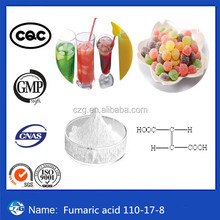 Direct Factory price Food Additives 99.0% High Purity Fumaric acid