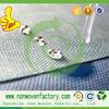 Cheap waterproof fabrics fabrics for upholstery nonwoven interlining fabric