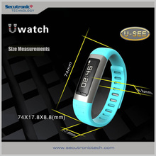 Smart Band for Fitness Bluetooth with Waterproof Wifi
