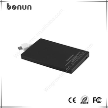 Power Bank 1500mAh USB External Battery wholesale power bank for all phone