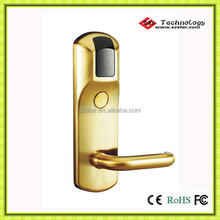 Electronic hotel lock accessory mortise, PCB board , reader parts support