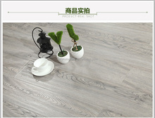 best colors simple to install and maintain 8.3 mm grey laminate floor