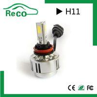 Led headlight bulb h11 all in one,high power car head lamp for honda