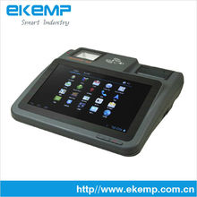 Android Tablet POS with barcode scanner, printer, NFC/RFID reader