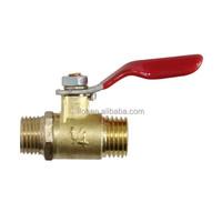 iLOT brass ball lockable cock valve for spray nozzle