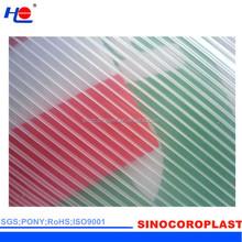 lightweight and stronger polypropylene hollow building material sheet