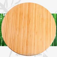 Round Antisepsis Bamboo Wooden Cutting Mat Chopping Board