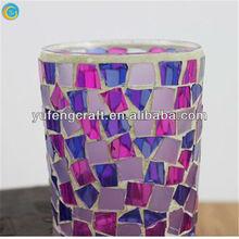 handmade lamp,glass mosaic lamp,glass for lamp