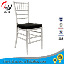 modern high quality hotel chiavari chair with cushion
