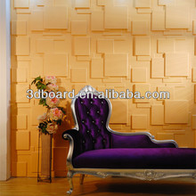 decorativo de madera paneles de vinilo pared