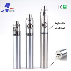 Wholesale new design e-cigarette TF3 battery variable voltage
